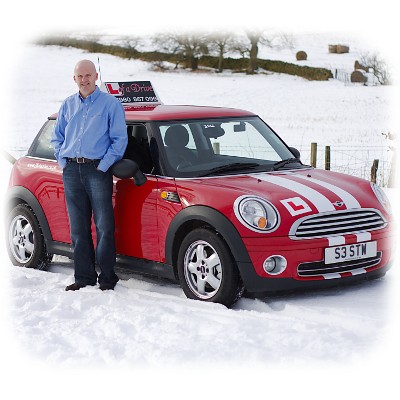 Instructor Steven with MINI